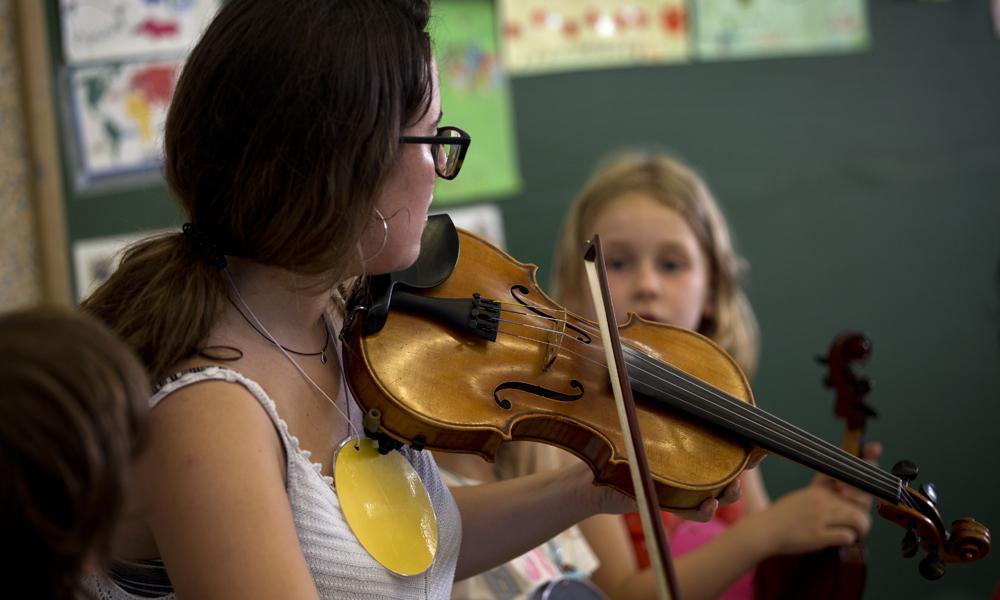 Inscripció a les extraescolars de música del curs 2020-21