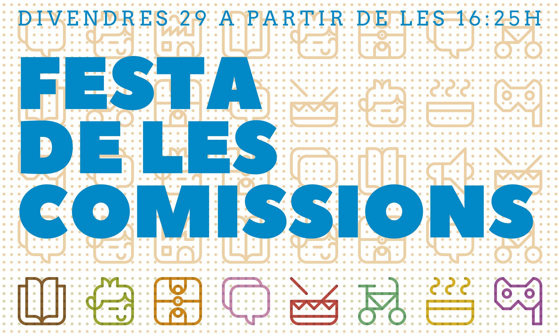 Festa de les Comissions