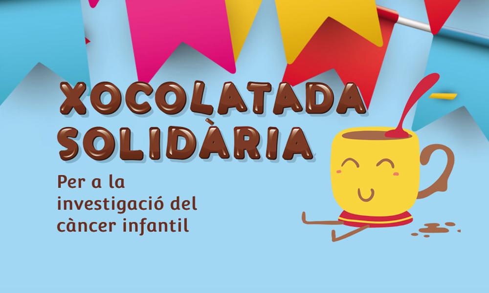Ingressat el donatiu solidari per a la investigació contra el càncer infantil