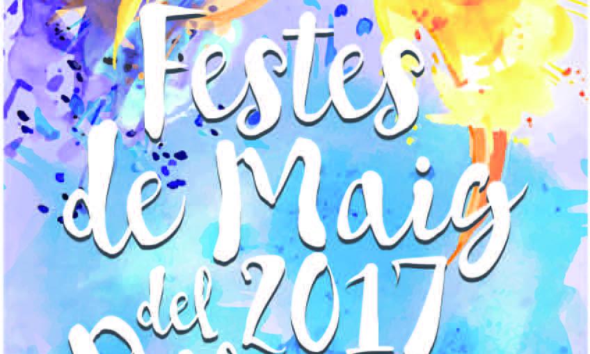 Convocat el concurs pel cartell de les Festes de Maig