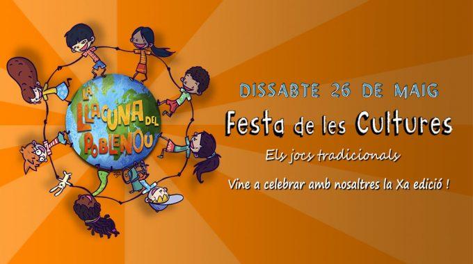 10a. Edició De La Festa De Les Cultures: Novetats 2018