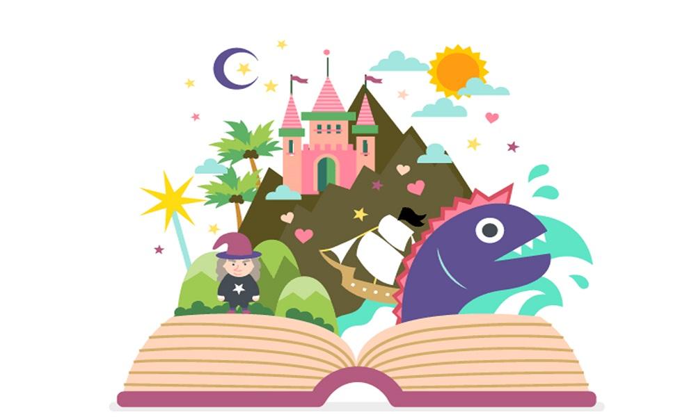 Les famílies llegim contes pels infants de l'escola (i en sortim vius!!!)