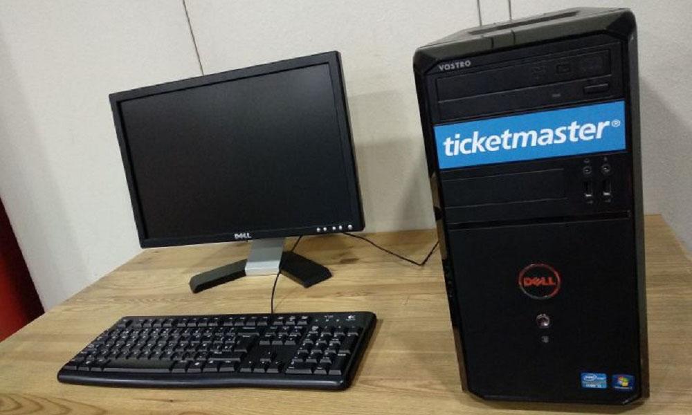 La segona vida dels ordinadors de Ticketmaster