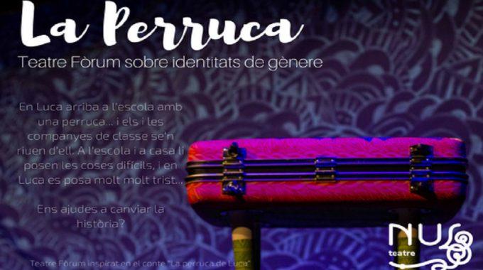 Vols Anar Al Teatre De Franc? Participa I Vine A Veure La Perruca!