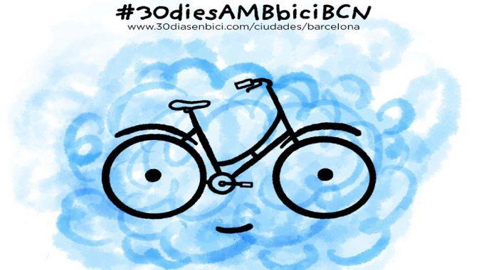 Uneix-te Al Repte 30 Dies Amb Bici A La Feina!
