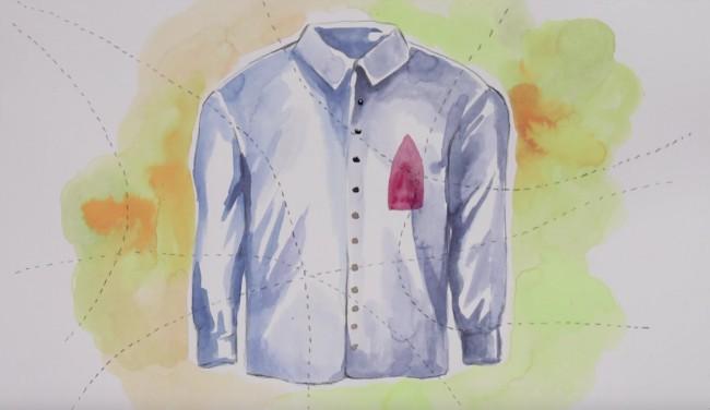 Jaume Cela i la camisa planxada