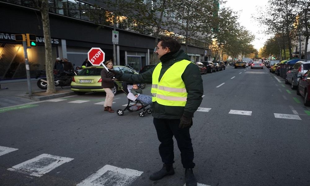 """La comissió de mobilitat busca voluntaris pel """"Projecte Semàfors"""""""