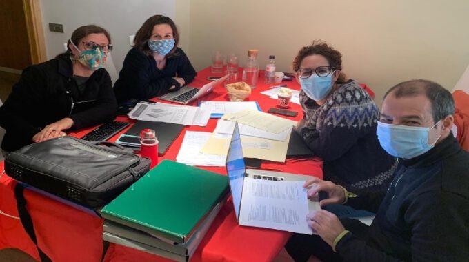 Nova Junta De L'AFA: Presentació I Traspàs