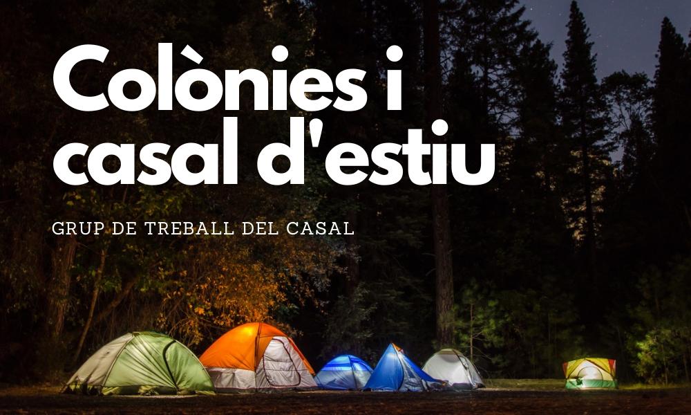 Colònies i casal d'estiu a La Llacuna