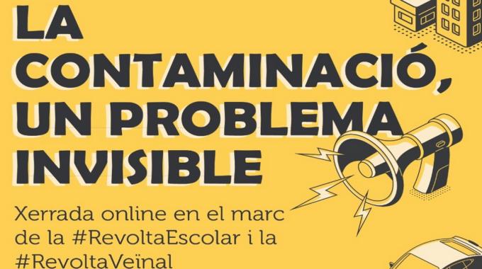 "Xerrada: ""La Contaminació, Un Problema Invisible"""