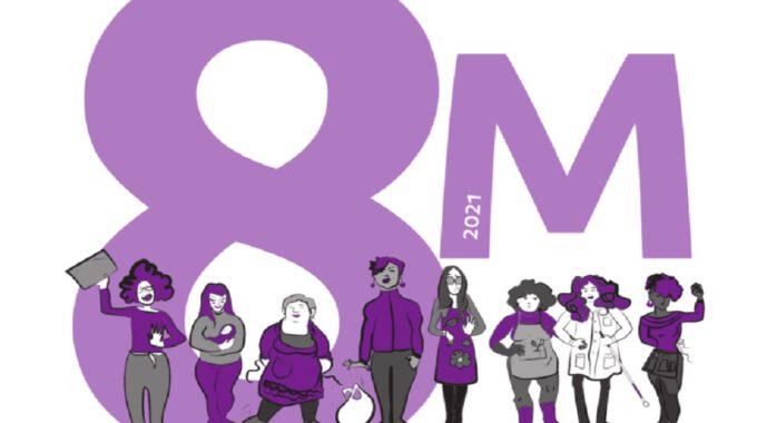 8M. Dia De La Dona