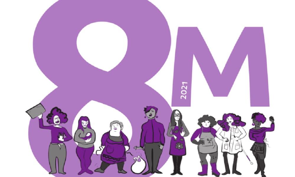 Protegit: 8M. Dia de la dona