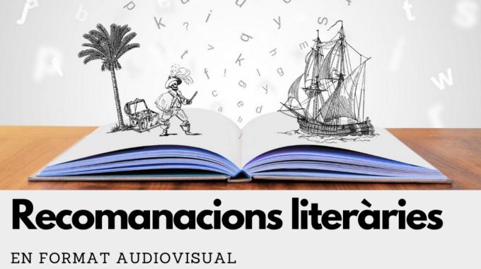 Recomanacions Literàries Per Sant Jordi En Format Audiovisual