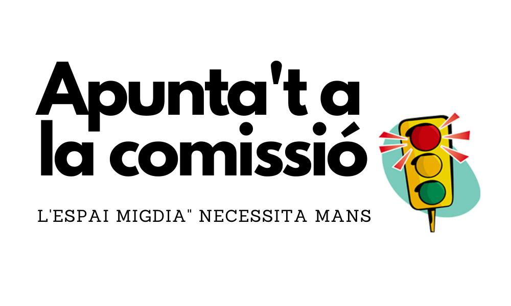 Reunió informativa: La comissió de l'Espai Migdia busca gent