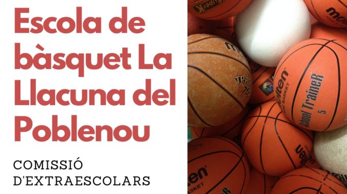 Escola De Bàsquet La Llacuna Del Poblenou