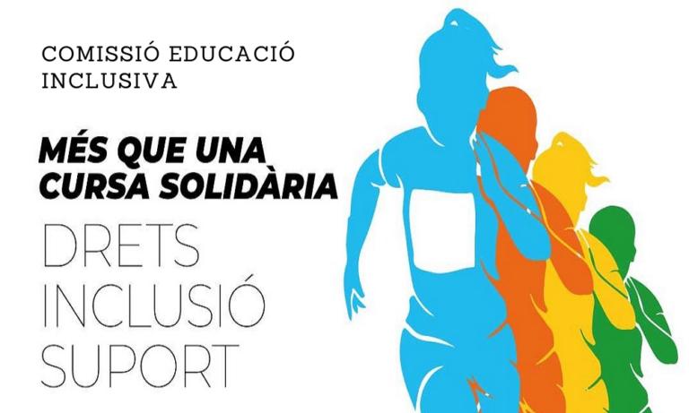 VI Edició del CORREBLAU per la inclusió escolar de l'alumnat amb autisme