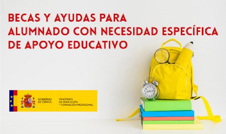 Fins el 30 de setembre es pot sol·licitar l'ajut per a alumnes amb necessitats específiques de suport educatiu 2021/2022